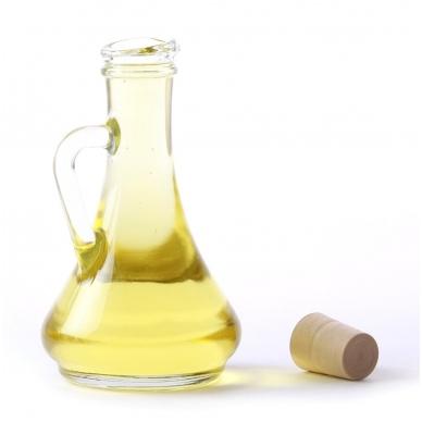 Juodųjų sezamų aliejus šalto spaudimo, 30 ml.