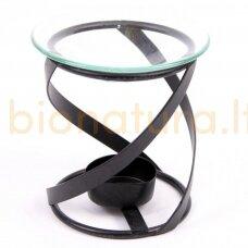 Aromatinė lempa metalinė