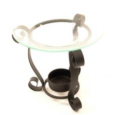 Aromatinė lempa metaline