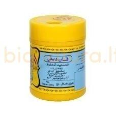 Asafetida - kvapioji ferula (50 g), Vandevi