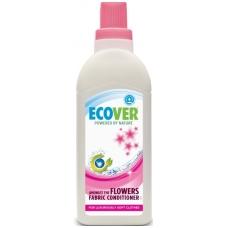Audinių minkštiklis Flowers Ecover, 750ml