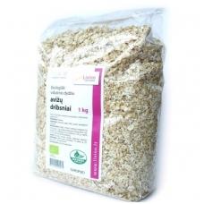 Avižų dribsniai, ekologiški (1 kg)