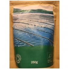 Chlorella milteliai, ekologiška (250 g)