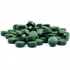 Chlorella tabletės, ekologiškos (200 g)