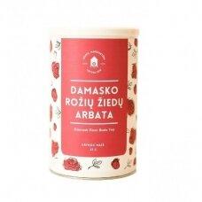 Damasko rožių žiedų arbata, 25 gr.