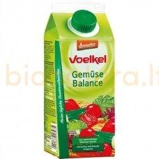 Fermentuotos daržovių sultys, biodinaminės, 700ml