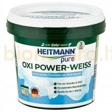 HEITMANN dėmių išėmėjas baltiems audiniams (baliklis) 500 g