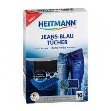 Heitmann skalbinių servetėlės daž. mėlyna 10vnt