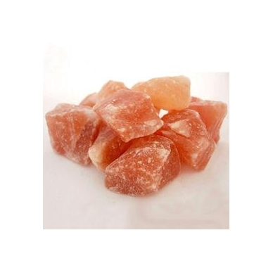 Himalajų druska, stambūs gabalai, 1 kg.