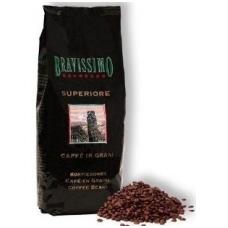 "Kavos pupelės Bravissimo Espresso ""Superiore"" , 1 kg."