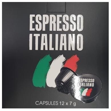 Kavos kapsulės Espresso Italiano