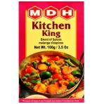 Kitchen King Universalus prieskonių mišinys, 100 g