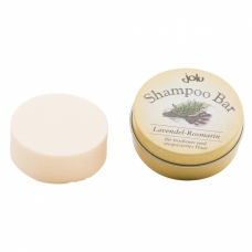 Kietas šampūnas Jolu, sausiems plaukams, Levenda-rozmarinas, 50 g