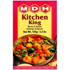 Kitchen King Universalus prieskonių mišinys , 100 g