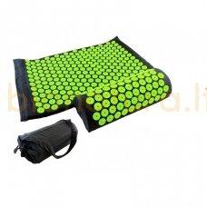 Masažinis akupresūros kilimėlis su pagalvėle SIX7FIT Cosmolino