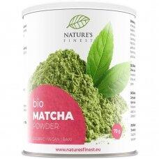 Žaliosios arbatos milteliai Matcha, ekologiški 70 gr.