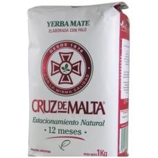 Matė Cruz de Malta 1 kg. Argentina