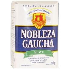 Matė Nobleza Gaucha - Suave 500kgr. Argentina