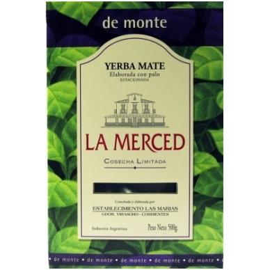 Matė La Merced de Monte 500kgr. Argentina