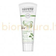 Mėtinė dantų pasta Lavera Complete Care, 75 ml