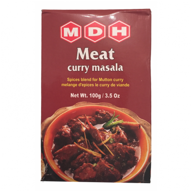 MEAT CURRY Masala MDH, 100g.