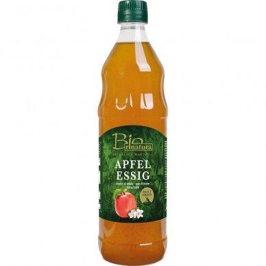 Actas neskaidrintas obuolių sidro ekologiškas, 750ml.