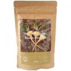 Peruvinės pipirnės (maca) milteliai, ekologiški (200 g),  Supern