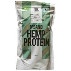 Pluoštinių kanapių proteinas (500 g) ekologiškas