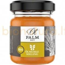 Raudonasis palmių aliejus, ekologiškas (30 ml), Ölmühle Solling