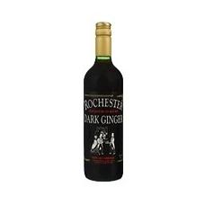 Rochester Dark Ginger, imbierinis vynas be alkoholio, 725ml