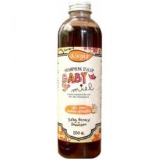 Šampūnas kūdikiams Bio Babymiel su medumi, 250 ml.