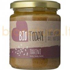 Sezamų pasta TAHINI, ekologiška, 250 gr.