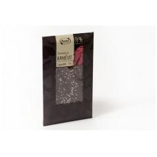 Šokoladas 70% su burnočiais su dėž. 100 g