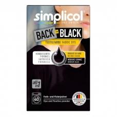 Spalvos atnaujintojas, paryškintojas Simplicol juoda 400g.