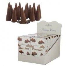 Stamford smilkalai kūginiai, Šokoladas