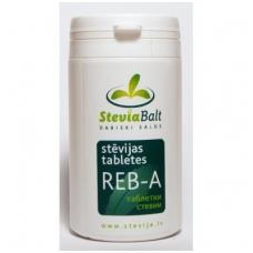 Steviolio glikozido pagrindu sudarytas saldiklis, tabletės 600 t