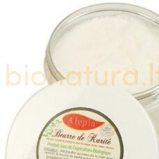 Sviestmedis ekologiškas indelyje (shea butter), 112 ml