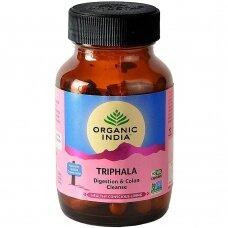 Trifala Triphala 60 kaps. Organic India ekologiškas
