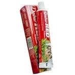 Vaistažolinė dantų pasta DABUR RED, 100gr