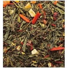 Žalioji arbata Septyni Samurajai, 100gr.