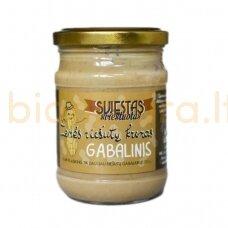 Žemės riešutų kremas GABALINIS, 250 g