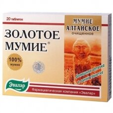 Zolotoje Mumijo, N20